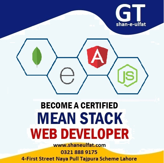 MEAN Stack Development for Beginners Basic to Advance Development Short Course from shan