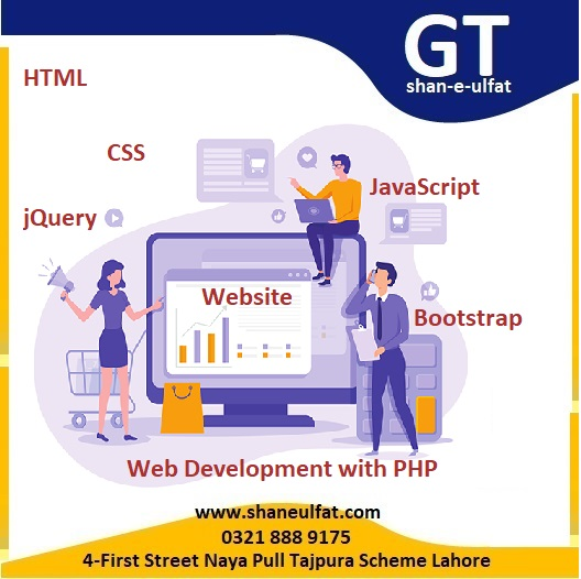 Web Development for Beginners Advance PHP Trainings Short Course by shan-e-ulfat