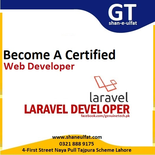 Become a Certified Web Developer Programing Trainings Hub from shan