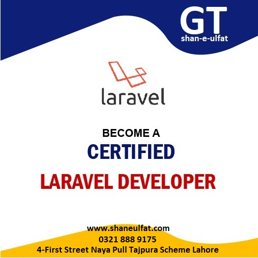 PHP with Laravel for beginners Become a Master in Laravel Framework from shan