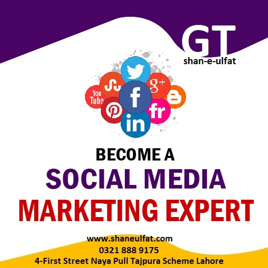 Become a Social Media Marketing Expert Trainings Course from GT