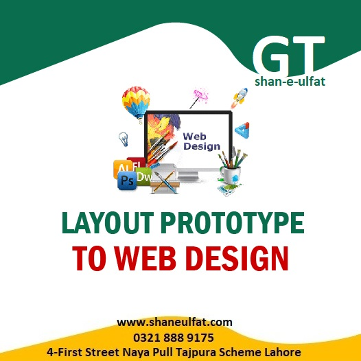 web designing course in lahore by GT from GT