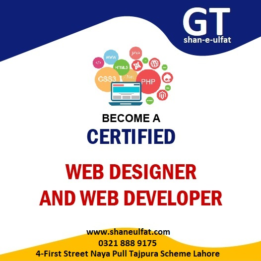How do web developers break in a six-figure salery Become a Certified web designer and web developer from GT